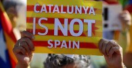 Los catalanes celebran este 11 de septiembre la Diada, el Día de Cataluña.