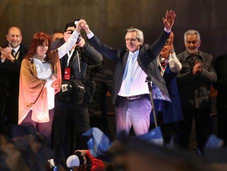 Alberto Fernández es electo nuevo presidente de Argentina