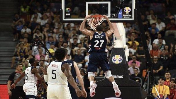 Con esta derrota ante la delegación francesa, Estados Unidos termina su participación en el Mundial de Baloncesto China 2019.