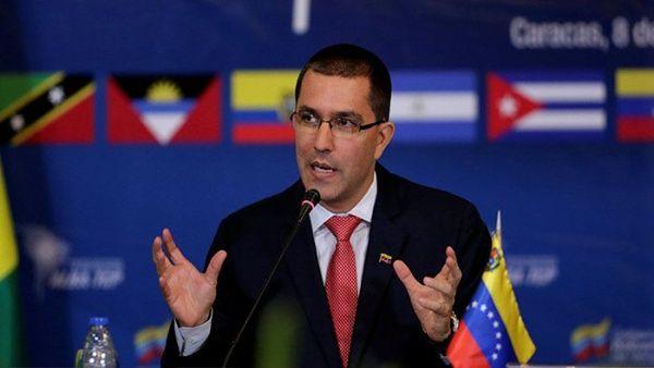 Venezuela denuncia que invocación del TIAR por grupo de países de la OEA es otro intento contra la democracia