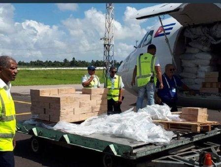 Cuba mostró su disposición de contribuir a la recuperación de Bahamas, tras los daños ocasionados por el huracán Dorian en esa nación.