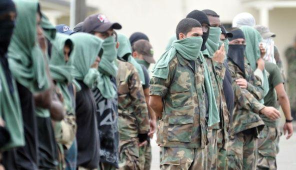 Los Rastrojos fueron catalogados como una de las bandas criminales más grande de Colombia.