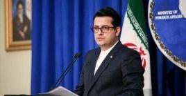 El portavoz de la cancillería de Irán llamó a Canadá a compensar los daños causados a su país.