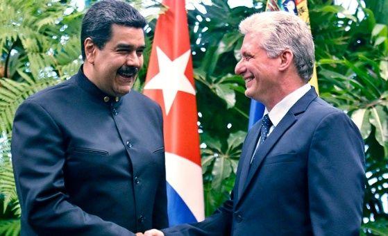 Funcionarios, instituciones y el pueblo cubano se han manifestado contra la escalada agresiva sobre Venezuela.