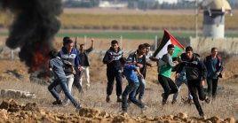 La organización humanitaria de Palestina, entabló una denuncia ante las Naciones Unidas por violación de territorio y represión.