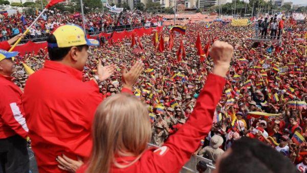 Pdte Nicolás Maduro subraya su compromiso de defender la paz de Venezuela