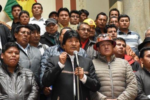 La situación en la Chiquitania ha generado un debate aprovechado por focos interesados en perjudicar la estabilidad en la nación.