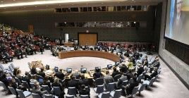 En el debate del Consejo de Seguridad de Naciones Unidas estará nuevamente la situación en Siria.