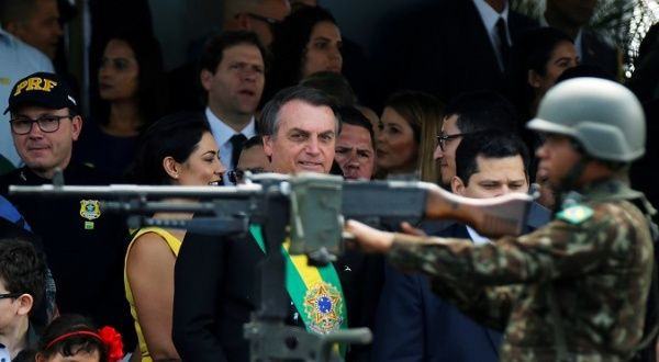 Brazil Will Not Take The Floor At The UN Climate Summit