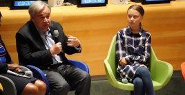 secretario General de la ONU indicó que los más pobres son quienes sufren la crisis climática.