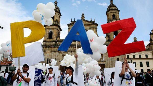 La jornada busca la celeridad de la implementación integral de los Acuerdos de Paz firmados entre el Estado y las FARC-EP.