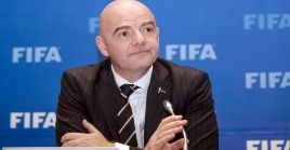 FIFA President Gianni Infantino urged Italian football authorities to take the issue more seriously.