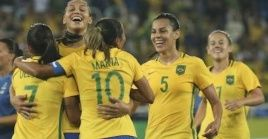 More people in Brazil watched the matches of the Brazilian women's national team than the men's national team playing to win the 2019 Copa America.
