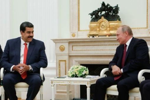 Rusia ratifica cooperación con Venezuela y respalda Mesa de Diálogo