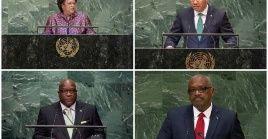 Los representantes de las naciones caribeñas reiteraron el llamado a unirse y así enfrentar las diversas problemáticas que afectan al mundo.