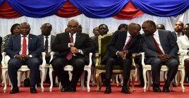 Las protestas tienen objetivo presionar al presidente de la Nación,Jovenel Moïse, para que renuncie y se convoque a un Gobierno de transición.