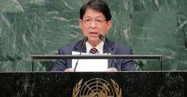 """Moncada: """"Los hechos de expulsión por parte de EE.UU. a diplomáticos cubanos, demuestra la necesidad urgente de refundación de la ONU"""""""