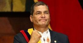 La derecha ha fraguado contra el expresidente ecuatoriano Rafael Correa desde un amago golpista hasta persecución judicial.