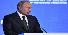 El presidenteVladímir Putinafirmóque Rusiaconsidera diversificar sus asentamientos en otras divisas.