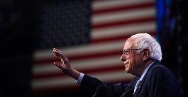 En caso de que resulte vencedor en la carrera a la Casa Blanca, Sanders se convertiría en el presidente electo más longevo en la historia del país.