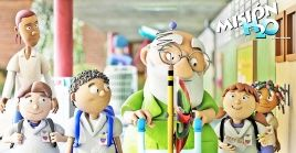 Misión H2O, estrenada en los cines de Venezuela desde diciembre pasado, es la primera cinta animada venezolana con tecnología digital.