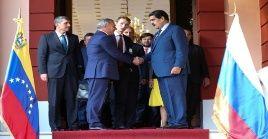 El jefe de Estado manifestó que se vienen nuevos proyectos de carácter agrícola con tecnología y asesoría rusa.