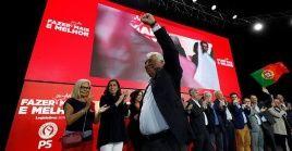 Aunque el Partido Socialista logró el porcentaje más alto, no le alcanza para ser mayoría y deberá llegar a un acuerdo con otras bancadas para formar Gobierno.