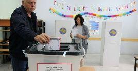 Escrutadas las tres cuartas partes de los votos en Kosovo, la fuerza de izquierda Vetevendosje (Autodeterminación), obtuvo la mayoría de votos (un 25,9 por ciento).