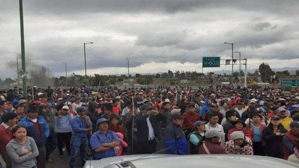 Ecuador: indígenas toman Quito y ponen en jaque al gobierno de Moreno