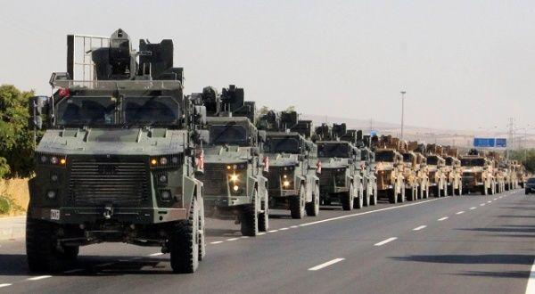 Turkey Begins Operation Against Kurdish Forces in Syria