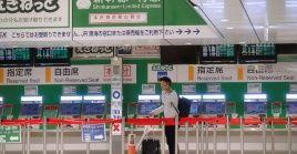 El servicio de los trenes bala en Tokio fue suspendido por la llegada a Japón del tifón Hagibis.