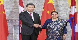 Ambos mandatarios recordaron los lazos de amistad que unen a sus países.