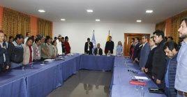 Presidente de Ecuador anuncia la derogación del decreto 833.