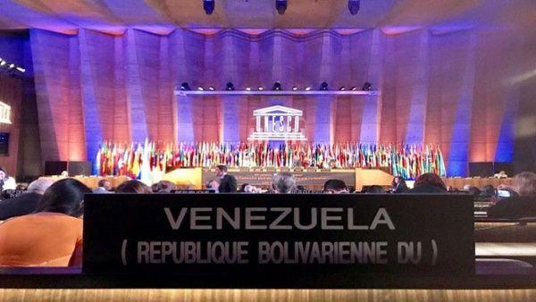 """Constant denunció que las ilegales medidas impiden el desarrollo, """"golpea los esfuerzos del país para el alcance de los objetivos de Desarrollo Sostenible de la Agenda 2023 de la ONU"""", agregó."""