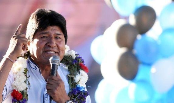 Evo Morales alerta sobre planes de oposición contra su Gobierno