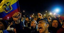 Tras el fin de las protestas, el Gobierno de Ecuador ha detenido a líderes políticos de la oposición.