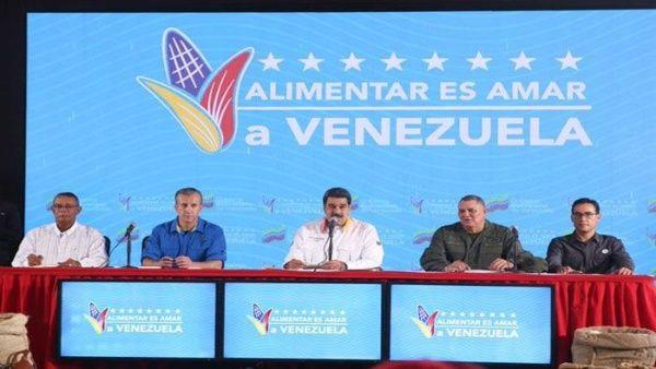 """""""No pudieron, ni con chantaje, ni con campaña mundial. No pudo el Gobierno de EE.UU. con Venezuela"""", aseveró el Ejecutivo."""