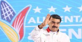 Maduro anunció que su país ha seguido las recomendaciones de la FAO en materia de producción agrícola.