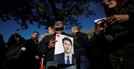 Estas elecciones se desarrollarán en un contexto adverso para el actual primer ministro, Justin Trudeau tras polémicas raciales y casos de corrupción.
