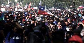 La jornada de huelga estará acompañada de movilizaciones en las principales ciudades chilenas.