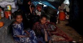 Unicef indica que cerca de dos millones de niños en Yemen sufren, actualmente, de desnutrición aguda y de ellos 360 mil son menores de cinco años.