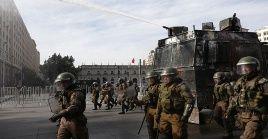 Los expertos de la ONU investigaran las denuncias contra las fuerzas de seguridad chilenas.