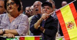 Estaes la cuarta vez que los españoles acuden a las urnas electorales en los últimos cuatro años.