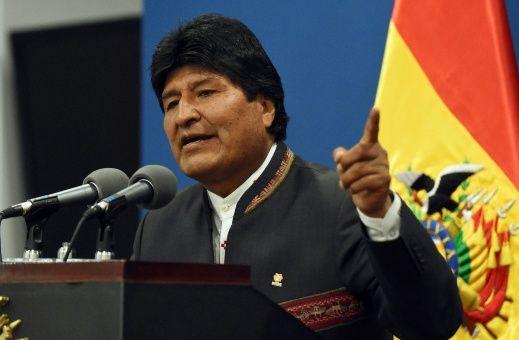 Evo Morales pide unidad al pueblo para garantizar desarrollo de Bolivia