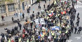 En el centro de las preocupaciones de los chalecos amarillos está en particular la visibilidad del movimiento en los medios.