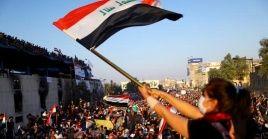 Desde el inicio de las protestas, a principio de octubre, las acciones de lafuerzapolicial han ocasionadola muerte de más de 250 personas y cientos de heridos.