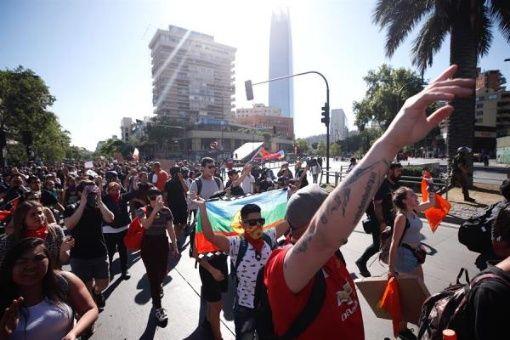 Desde que iniciaron las protestas en Chile se acumulan las denuncias por violaciones de derechos humanos por parte de Carabineros.