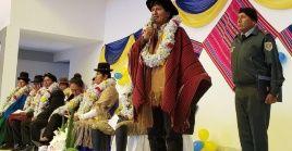 El presidente boliviano llamó al pueblo a defender la democracia ante Golpe de Estado.