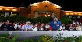 El presidente Ortega reconoció el legado de lucha de Carlos Fonseca Amador.