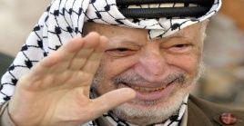 La mera existencia de Arafat significaba un desafío para Israel, era identificado a nivel mundial como el líder indiscutible del pueblo palestino.